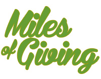 MILES OF GIVING