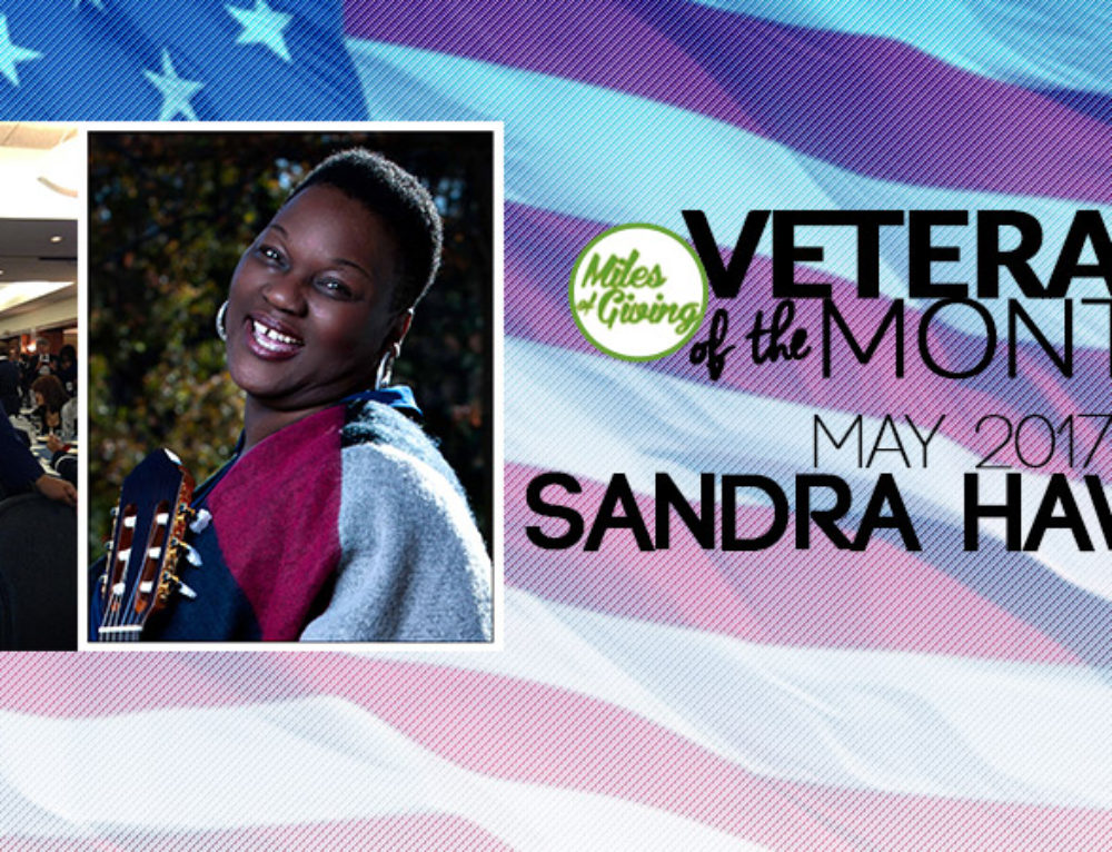 May 2017, Veteran Of The Month