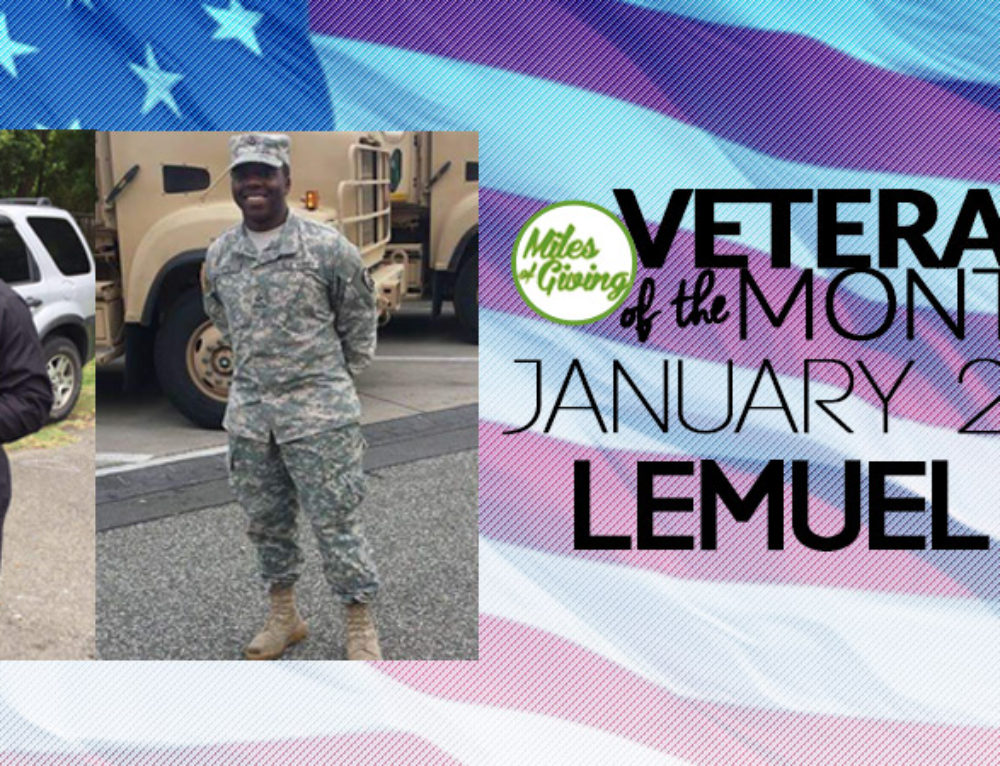 January 2018 | Veteran Of The Month